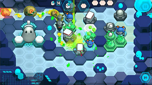 Antidote: Battle of the stem cell für Android