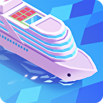 Idle mega harbor tycoon: Incremental clicker game icono
