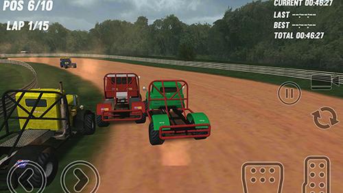Big truck rallycross для Android