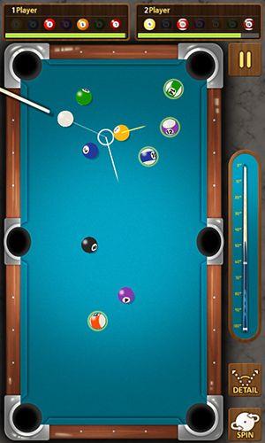 Juegos de mesa The king of pool billiards en español