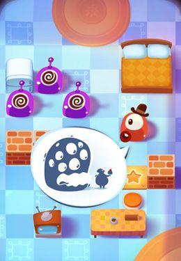 Les Monstres-Pudding pour iPhone gratuitement