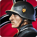 WW2: Strategy commander. Conquer frontline Symbol