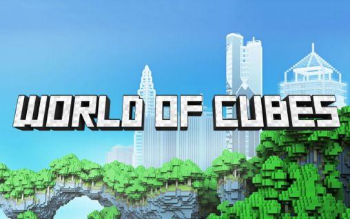 World of cubes Symbol