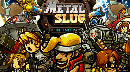 Metal slug infinity: Idle game capturas de pantalla