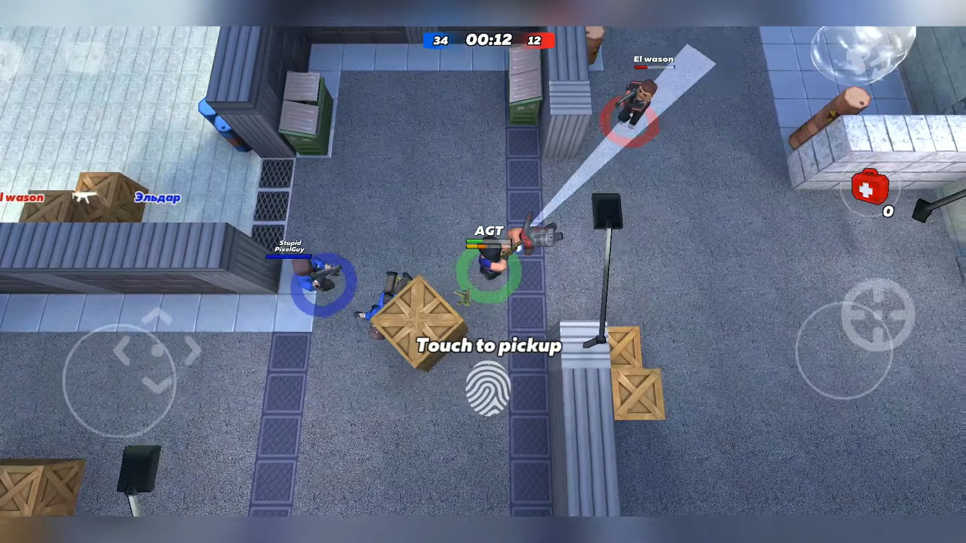 Kuboom Arcade: 3D Shooter & Battle Royale для Android