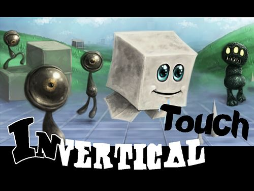 logo Invertical Touch
