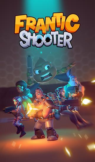 Frantic shooter Symbol