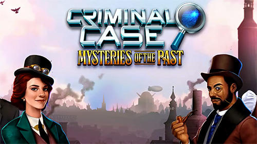 Criminal case: Mysteries of the past! скріншот 1