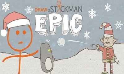 Draw a Stickman EPIC screenshot 1