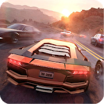 アイコン Highway asphalt racing: Traffic nitro racing