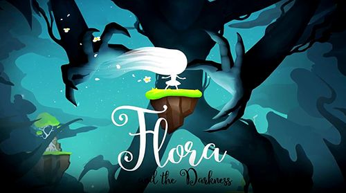 logo Flora and the darkness