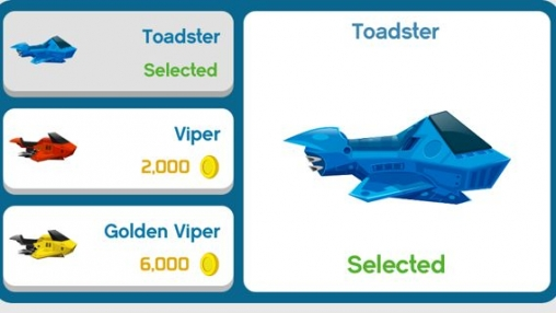 Arcade-Spiele: Lade Kröte der Fahrer auf dein Handy herunter