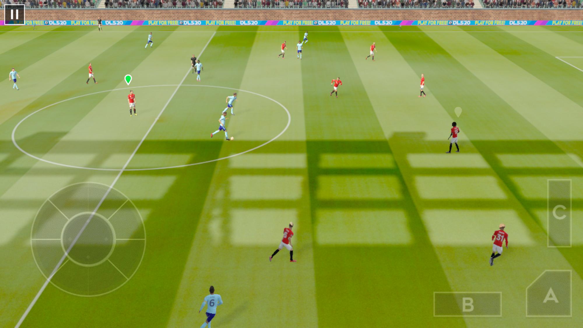Dream League Soccer 2020 スクリーンショット1