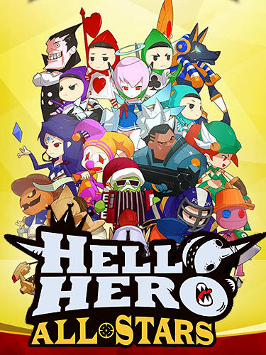 Hello Hero all stars: 3D cartoon idle rpg Screenshot