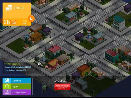 Wirtschafts-Strategien Commanager HD: City auf Deutsch