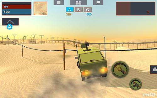 Crazy war Screenshot