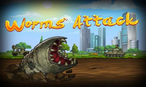Worms attack icon