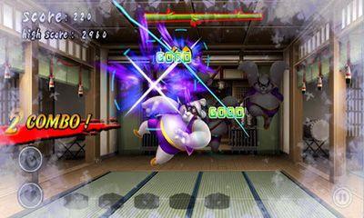 Ninja Panda Screenshot