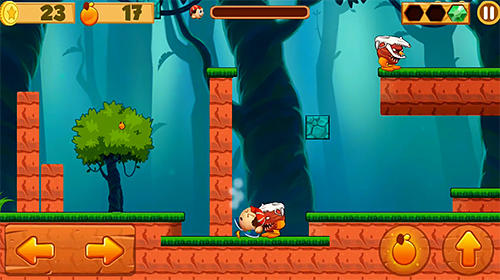 Jungle castle run 3 для Android