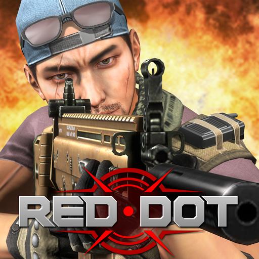 アイコン Red Dot : PK FPS
