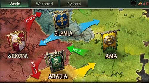 Jogos online Lords of conquestpara smartphone