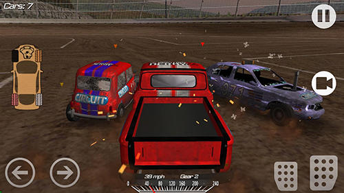 Demolition derby 2: Circuit screenshot 3