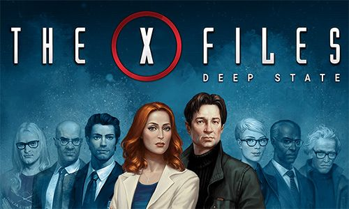logo The X-files: Deep state