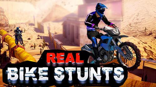 Real bike stunts Screenshot