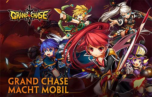 RPG-Spiele Grand chase M: Action RPG für das Smartphone