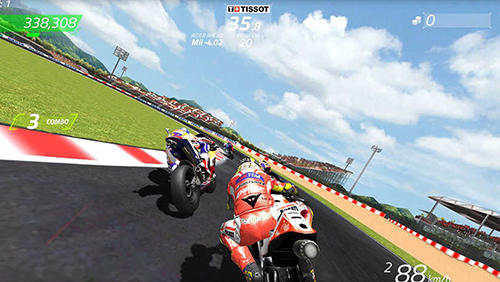 MotoGP race championship quest for Android