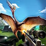 Safari dino hunter 2: Dinosaur games icon