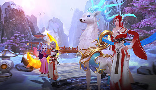 Tale of swords: Eternal love para Android