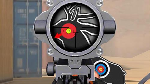 动作 Shooting battle智能手机