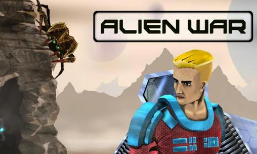 Alien war ícone