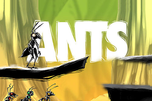 Ants: The game icône