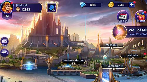 Thor: Infinite defense capture d'écran 1