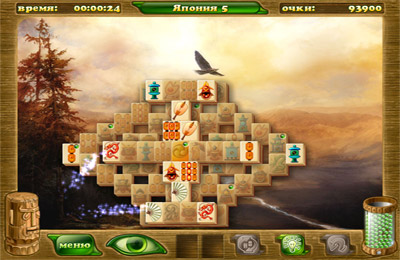 Mahjong Artifacts 2 for iPhone