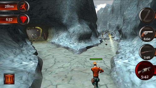 Arcade-Spiele: Lade Höhlenflucht auf dein Handy herunter