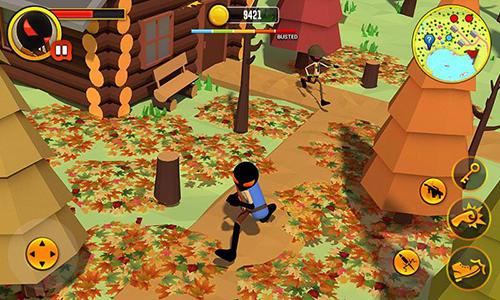 Camper grand escape story 3D für Android