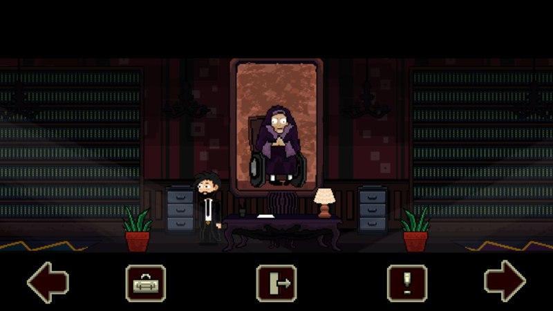 Dentures and Demons captura de pantalla 1