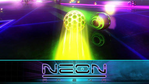 Neon arena Screenshot