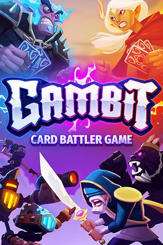 Gambit: Real-time pvp card battler Screenshot