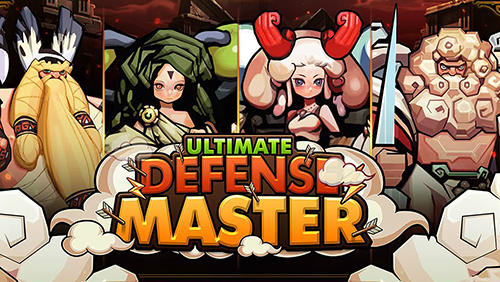 Ultimate defense master Symbol