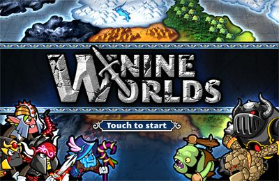 logo Nine Worlds