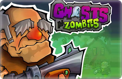 logo Ghost n Zombies