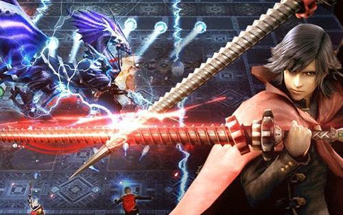 RPG-Spiele Final fantasy awakening für das Smartphone