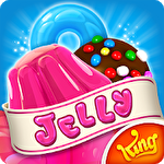 Candy crush: Jelly saga іконка