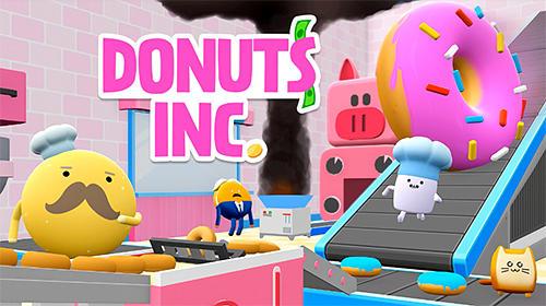 Donuts inc. Screenshot