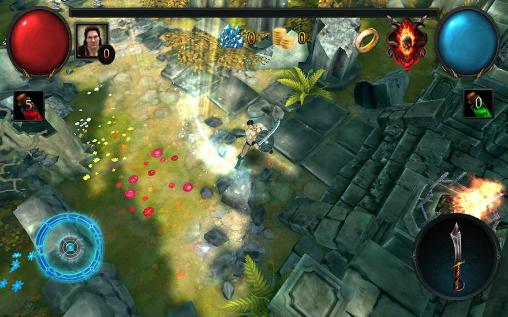 Glory warrior: Lord of darkness für Android