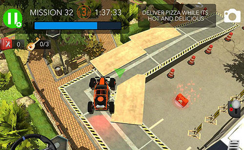 Driving simulator games Driving quest! in English